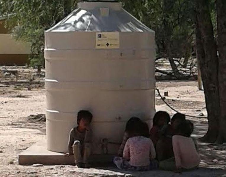 Se pusieron en marcha acciones para garantizar el abastecimiento de agua potable en zonas vulnerables.