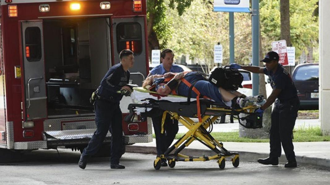 Escenas de tragedia se viven en estos momentos el aeropuerto de Fort Lauderdale, en emergencia por un tiroteo.