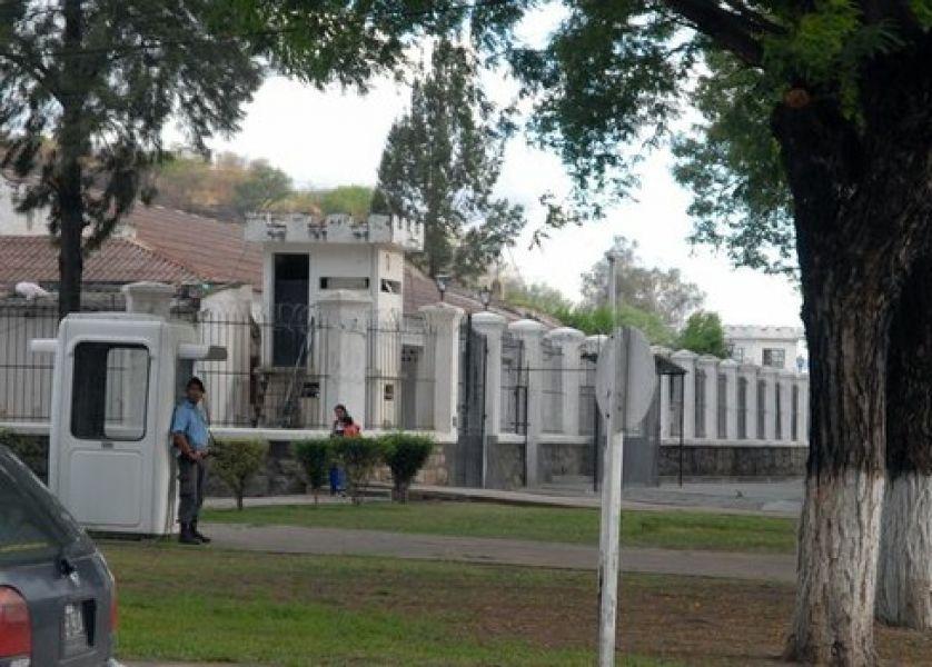 El crimen se registró en la Cárcel de Villa Las Rosas.