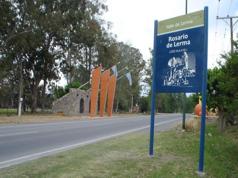 Rosario de Lerma fue uno de los municipios beneficiados.
