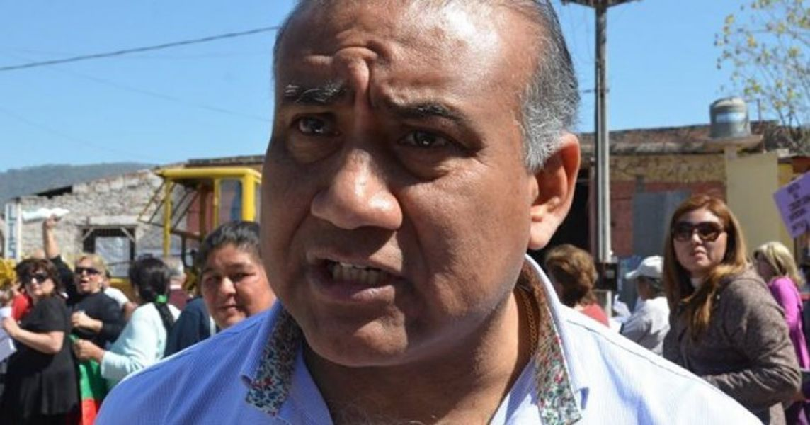 Sobre el intendente Rubén Méndez pesa una denuncia de violencia contra Viviana Marcela Llevara, su ex pareja.