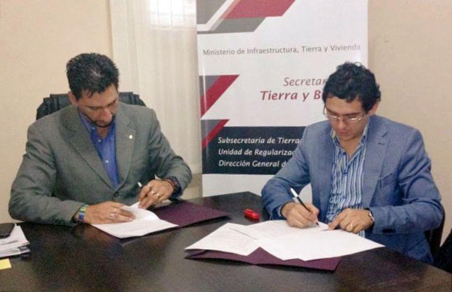 En total ya firmaron los convenios 55 intendencias de la Provincia de Salta