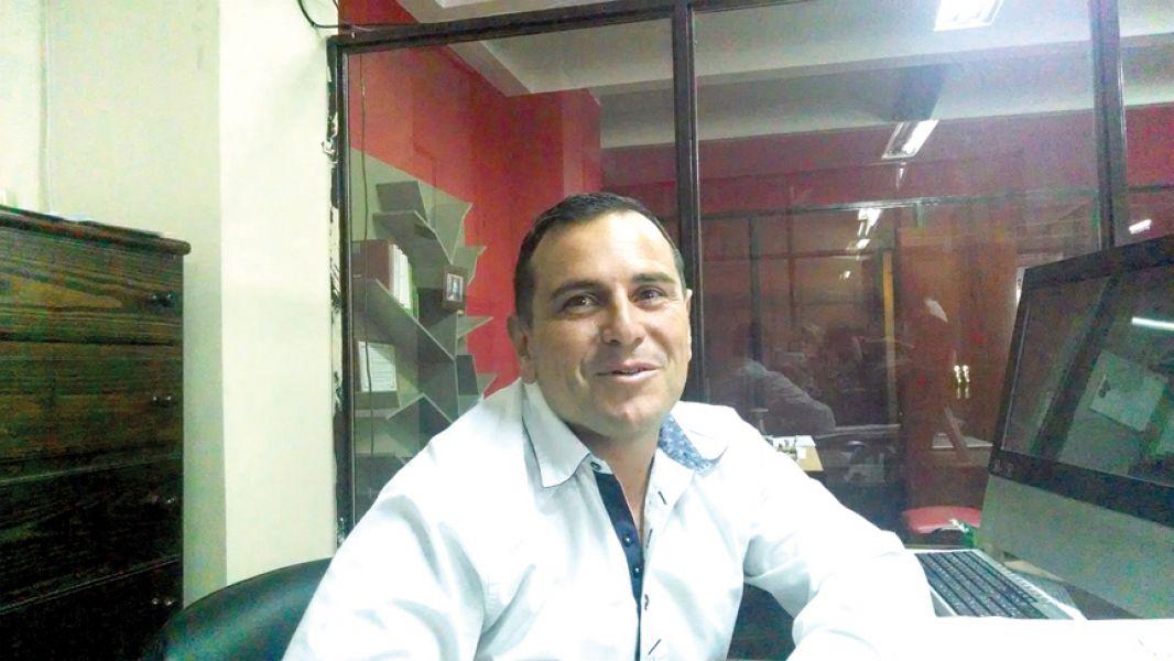"""Santiago Pedroza, se presentó como abogado de la Familia Neri  y afirmó que """"llegarán hasta las últimas consecuencias""""."""