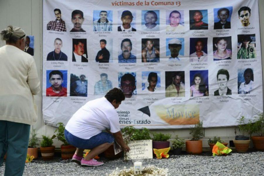 Colombia llora a sus muertos por el conflicto pero también a sus desaparecidos ya que hay serias complicaciones de identificación.