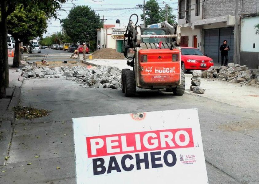 Los recursos que recibió la Municipalidad se destinarán a mejorar la situación de los barrios salteños.