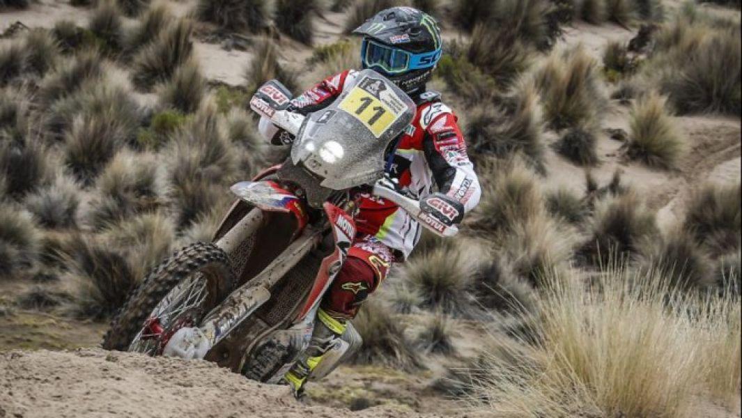 """Barreda criticó a la  organización del Dakar porque van a correr la """"mitad de  los km cronometrados"""""""
