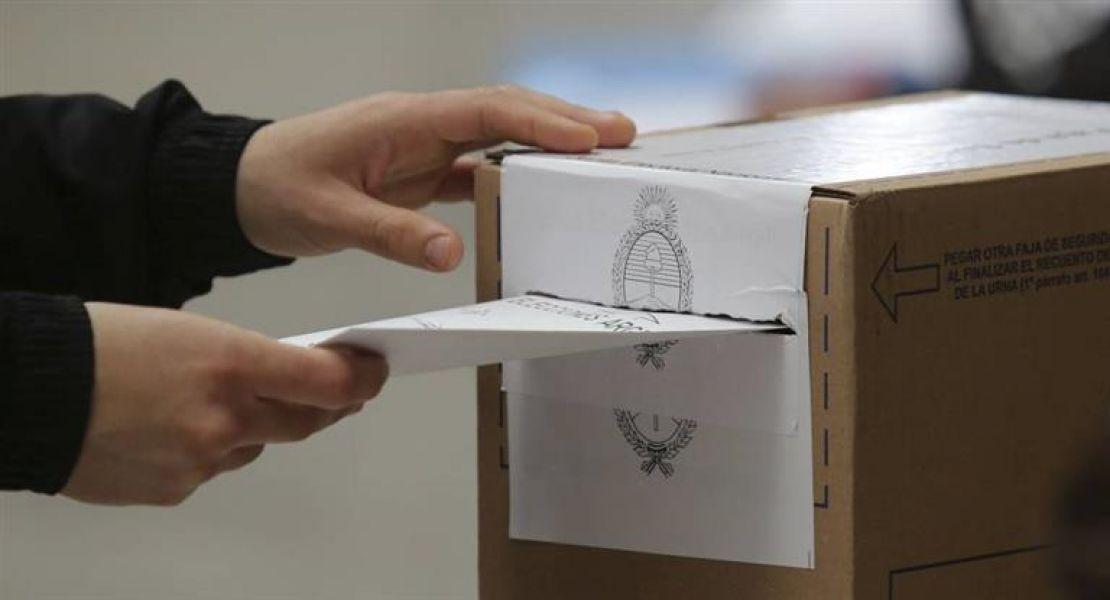 Jueces electorales advirtieron que avanzan por el control for Escrutinio ministerio del interior