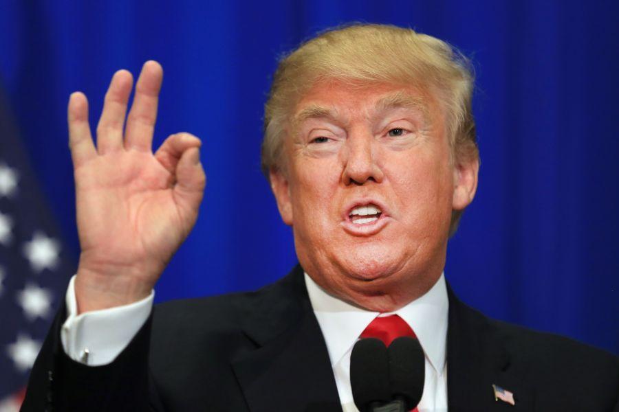 Donald Trump, sigue enfrentándose.