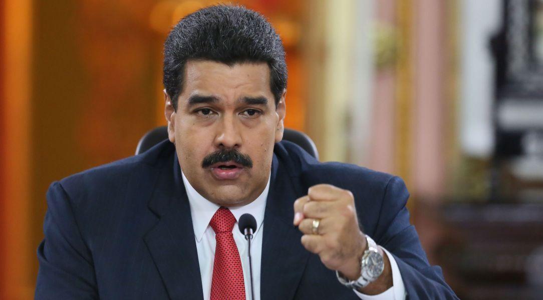 Presidente venezolano - Nicolás Maduro