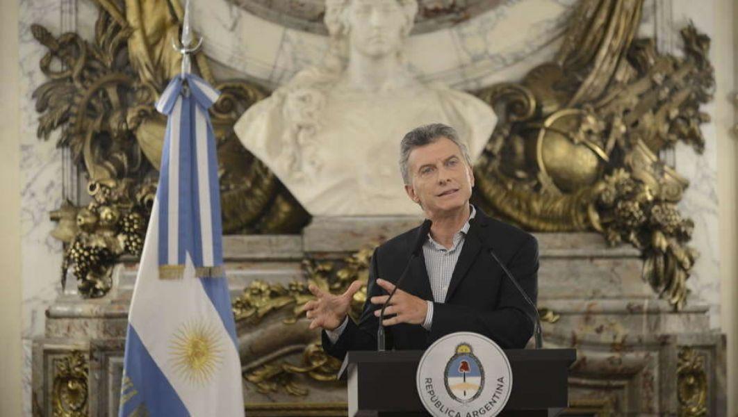 """Macri en la conferencia de prensa en Casa Rosada volvió a reconocer que el Gobierno cometió """"errores"""""""