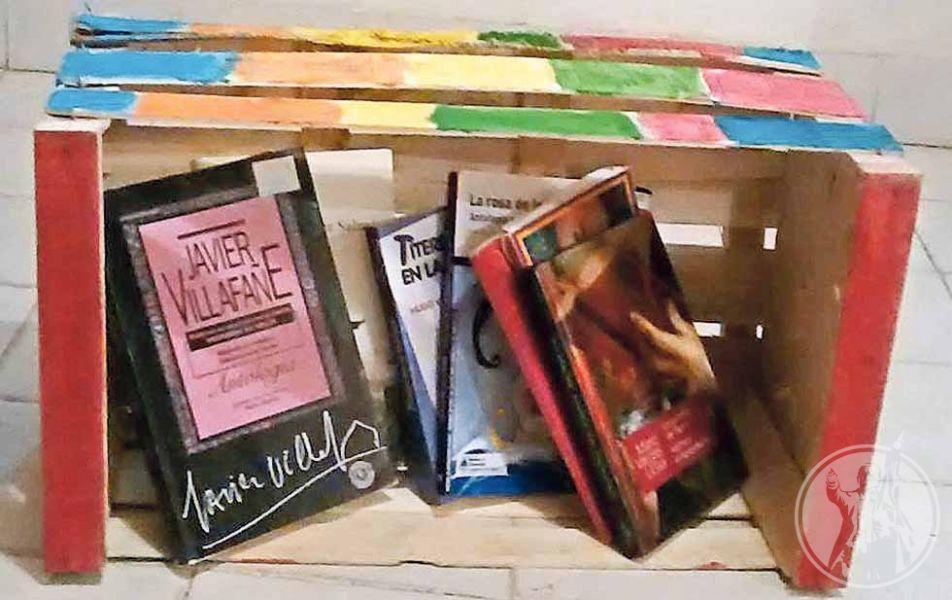 Este año se vuelven a liberarár libros en distintos puntos de la ciudad de Salta