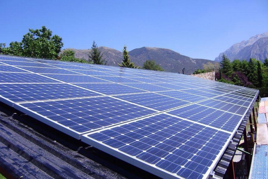 Desde diciembre la comunidad de Cabrerías, en el Valle de Luracatao, departamento Molinos, cuenta con una planta solar.