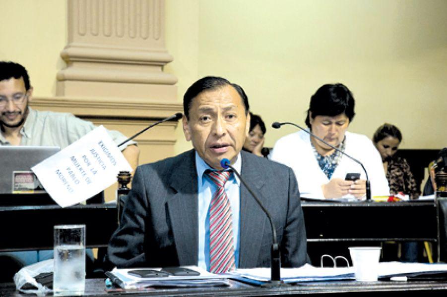 Mario Abalos, diputado provincial cuestiona también que no son 500 los adjudicatarios. sino un número menor.