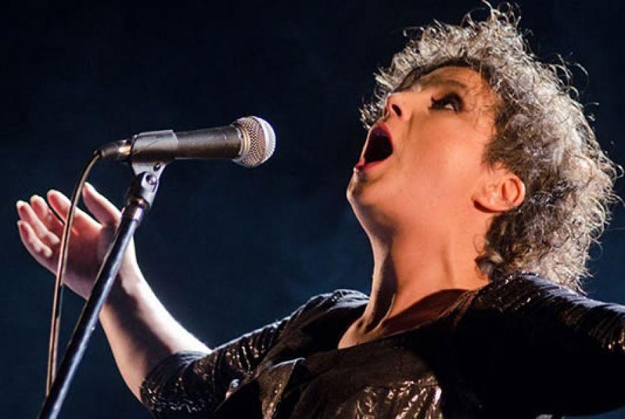 Luciana Juri canta por primera vez en Salta, el viernes 17 de marzo en la Biblioteca Provincial.