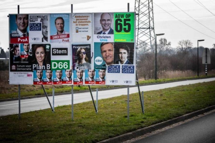 Elecciones generales en varios países europeos. A Holanda le seguirán Francia, Alemania y posiblemente Italia.