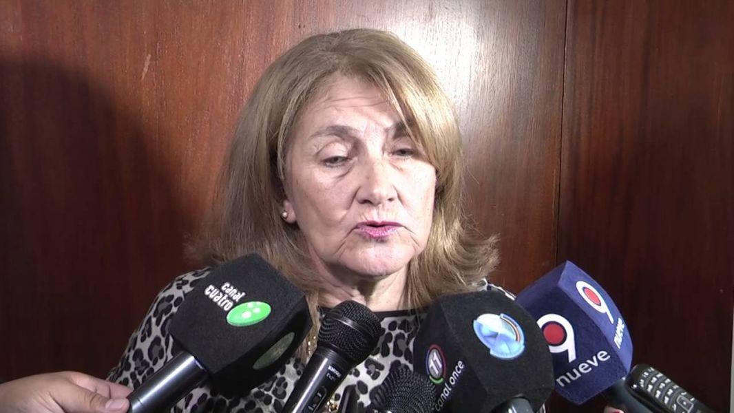 Griselda Rangeón de Epidemiología dijo que en ninguno de los casos se vio la sintomatología de una posible parálisis.