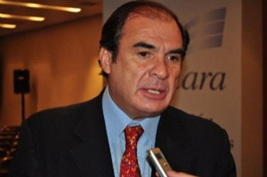 """Julio Argentino San Millán, titular del Centro de Estudios y Formación Política """"Juan D. Perón""""."""