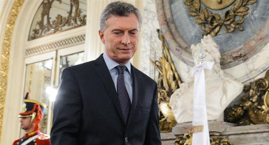 El presidente Mauricio Macri sostuvo que el acuerdo con el sector automotriz promoverá la creación de 30.000 puestos de trabajo.