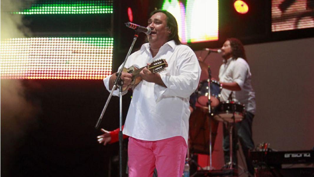 Sergio Galleguillo canta el viernes 17, será una de las figuras del Festival Nacional de la Chicha en La Caldera.