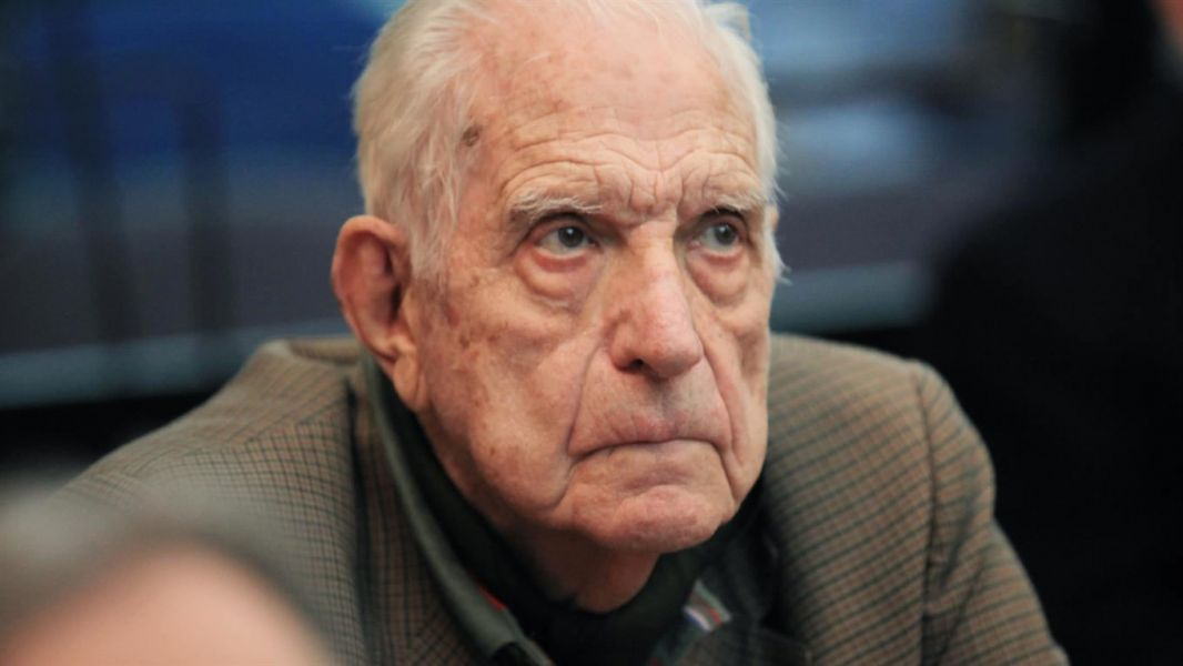 Reynaldo Bignone fue ex director del Colegio Militar, además de ser el último presidente de facto.
