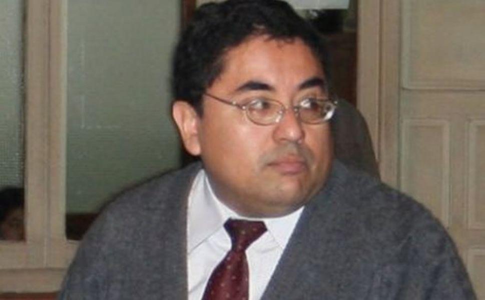Fernando Mariscal Astigueta, juez de Tartagal denunciado por haber violado un proceso de mediación penal en una disputa por tierras.