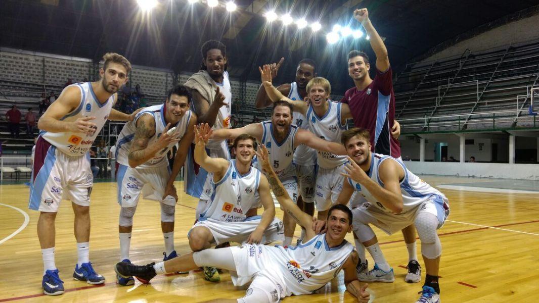 Salta Basket lleva en Chaco dos triunfos increíbles.