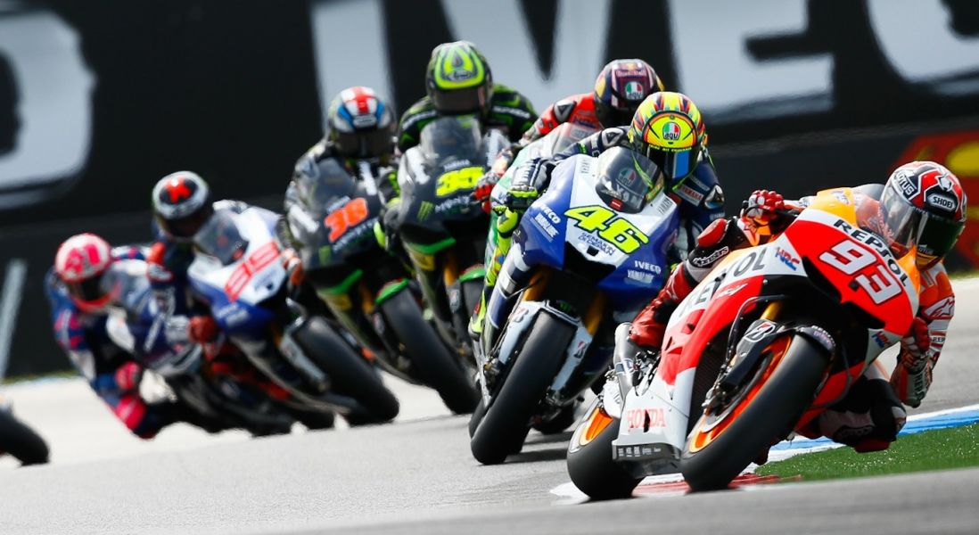 El Moto Club Salta, organizó un viaje para llevar fanáticos de las 2 ruedas al Gran Premio de Moto GP en Termas.