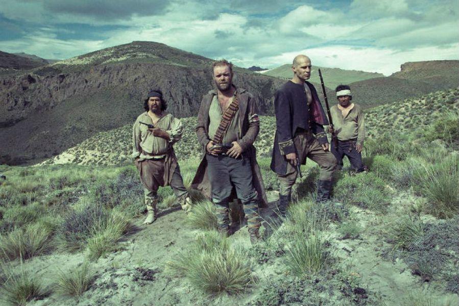 """El filme """"Fuga en la Patagonia"""" un western patagónico sobre el explorador Francisco Moreno, conocido como el Perito Moreno."""