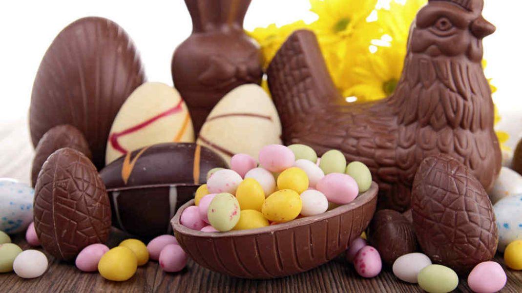 Concurso del Huevo de Pascua en El Carril y General Mosconi.