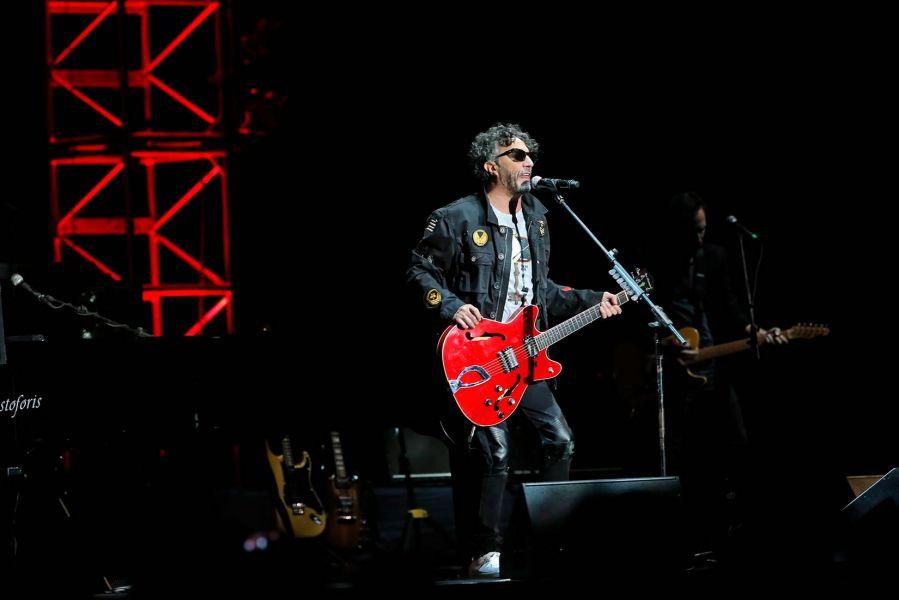Uno de los iconos del rock nacional, Fito Páez estará el próximo sábado próximo en Salta.
