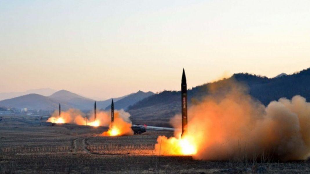 El ensayo nuclear se haría hoy, en el 105º aniversario del fundador de Corea del Norte.