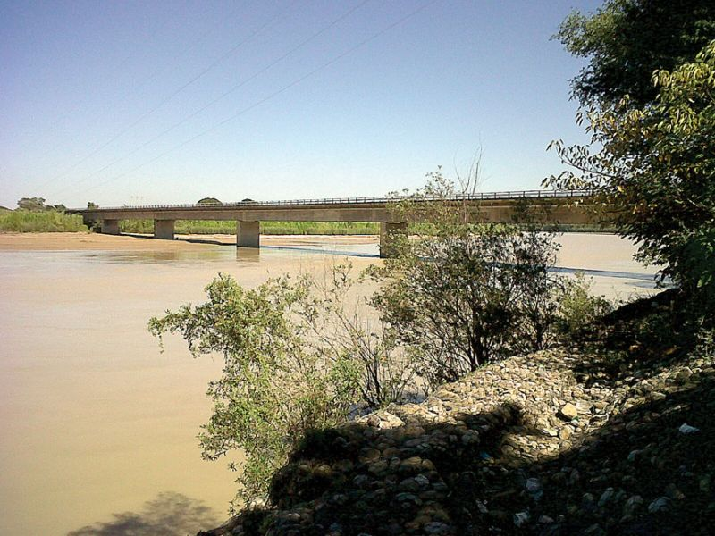 Río Bermejo.