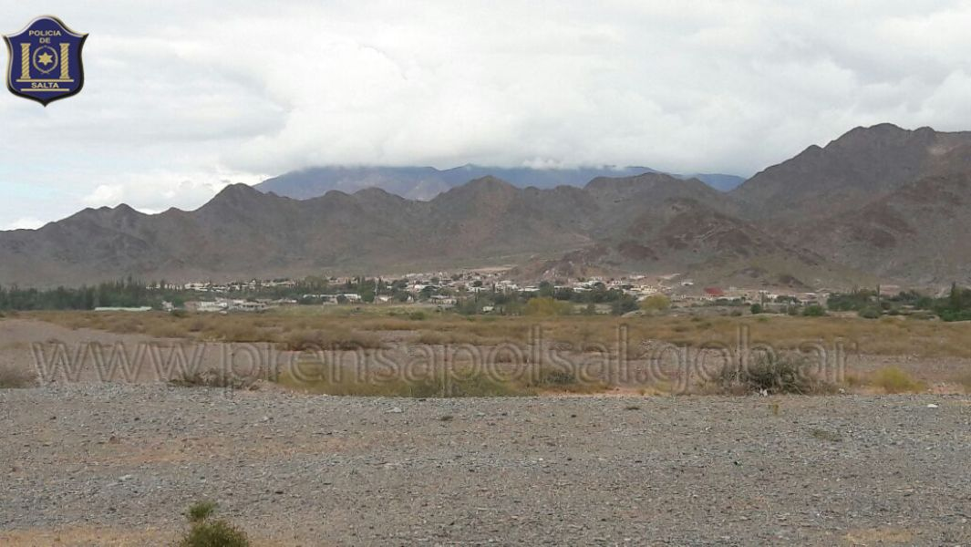 Localidad de Cachi