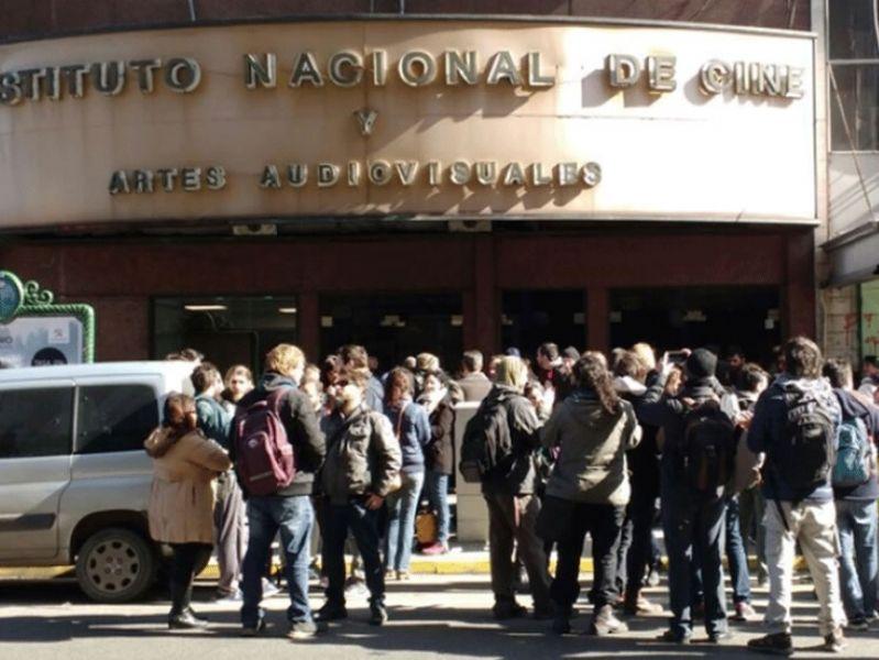"""Luego que Hernán Lombardi dijera """"en el INCAA hay un bolsón de corrupción muy fuerte"""", se desató la crisis en el cine argentino."""