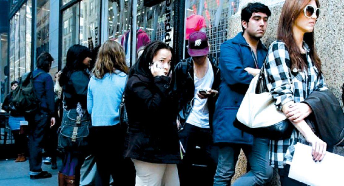 Se conocieron nuevos indices alarmantes sobre el desempleo. El estudio dice que Tierra del Fuego tuvo la peor situación.