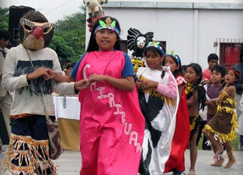Tierra, salud intercultural, educación intercultural bilingüe, identidad, son algunas de las temáticas que abordará el encuentro.