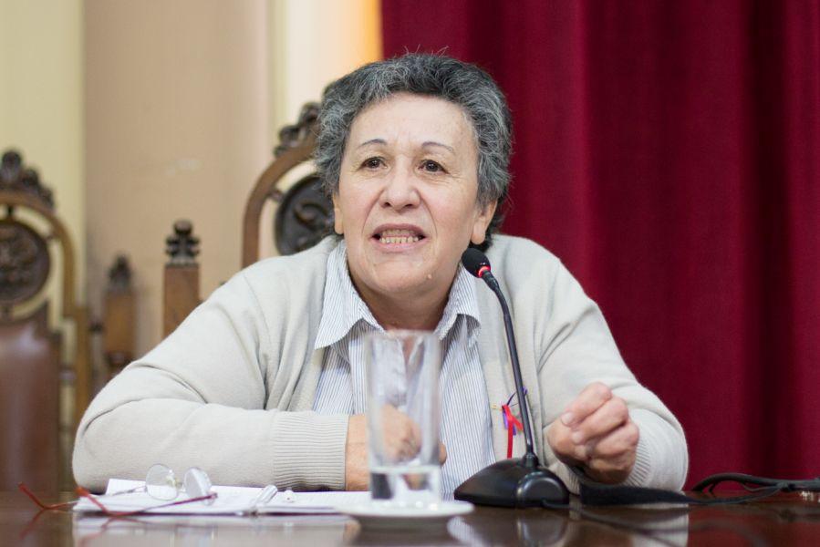 Matilde Balduzzi, diputada por Capital-PJ.
