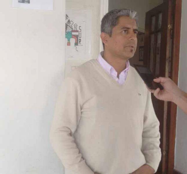 Federico Maigua, titular de ISEPSCi Salta.