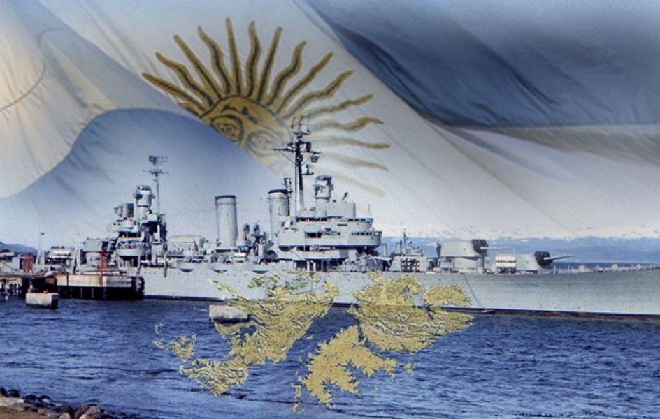 """En el crucero """"Ara General Belgrano"""" murieron 323 tripulantes."""