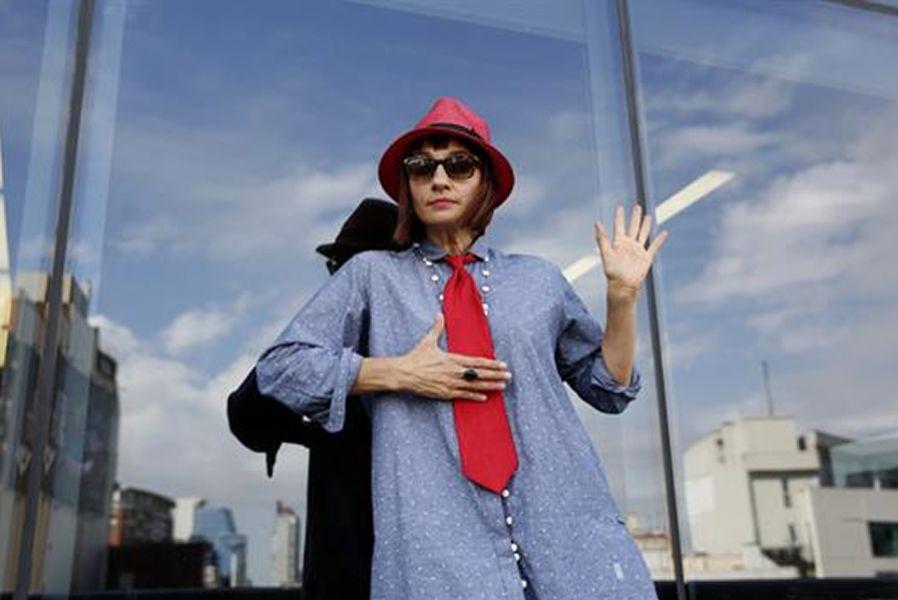 Hilda Lizarazu, vuelve a Salta con un nuevo disco el viernes 14 de mayo en El Teatrino.