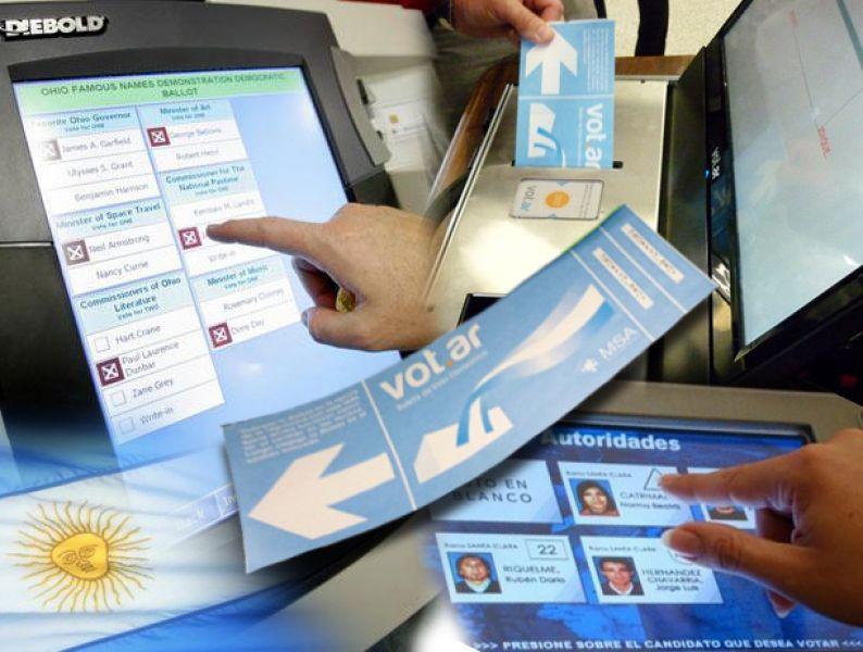Las elecciones serán en agosto y octubre