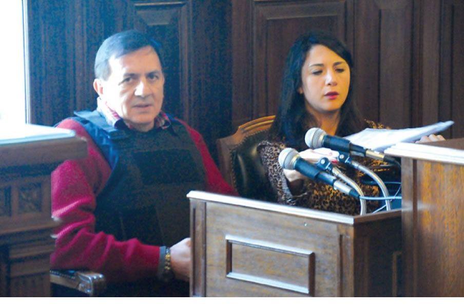 El ex juez Reynoso seguirá preso en la cárcel federal de Güemes y se le trabó embargo por $5 millones.