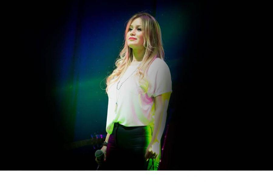 Karina vuelve a Salta con nuevo disco para mostrar parte de su faceta compositiva con tres temas de su autoría.