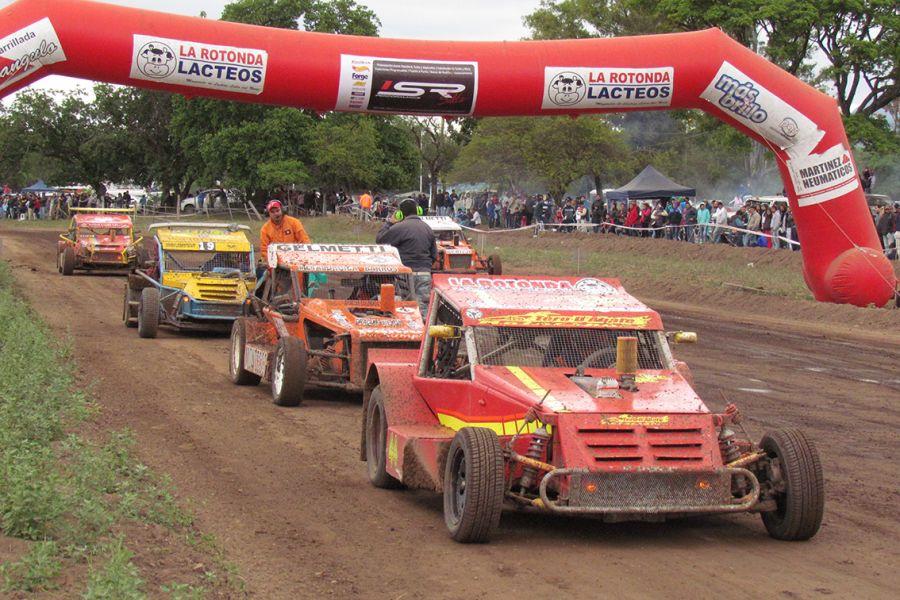 El campeonato Interprovincial de Automovilismo Tierra llega a Metán.