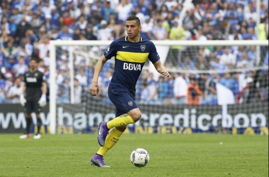 Fernando Tobio, uno de los cambios que tendrá hoy el líder del torneo para enfrentar a Newell's.