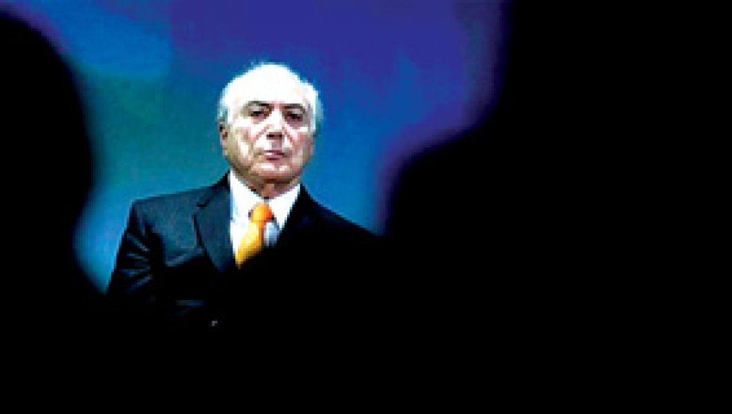 En medio del juicio para destituirlo Michel Temer dijo que conducirá el gobierno hasta el fin del mandato.