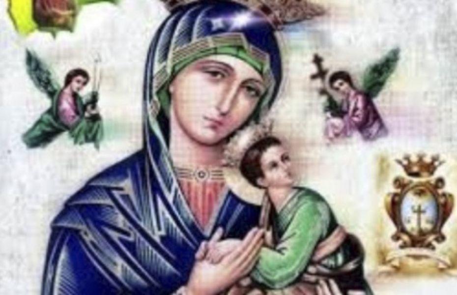 """Este año se cumplen 125 años de la llegada del Perpetuo Socorro, la """"Virgen Gaucha""""."""