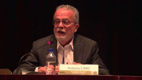 Antonio Caro Almela.