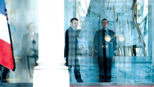 El presidente de Francia Emmanuel Macrón prometió en campaña la reforma laboral y parece que cumplirá.