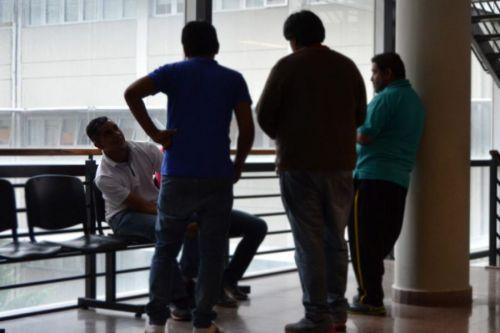 Cuatro policías se encuentran detenidos por orden de la Fiscalía de Derechos Humanos.